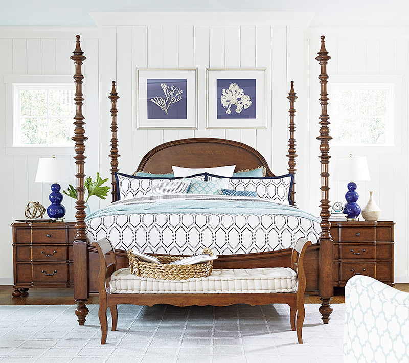 Master bedroom furniture bedroom sets dressers Andreas furniture