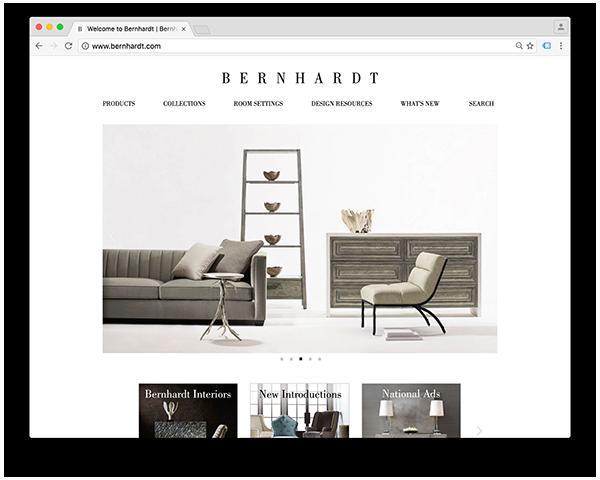 Click to visit the Bernhardt Website.