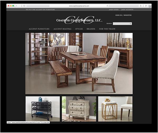 Andreas Furniture